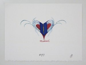 Heart,by Marian Banjges